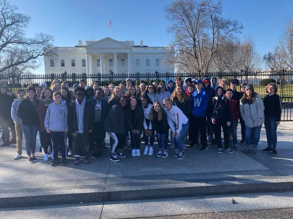 Washington D.C. Trip 2019